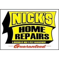 Nick's Home Repair Logo