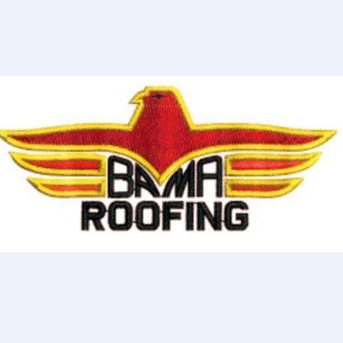 Bama Roofing Logo