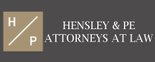 Hensley & Pe, Attorneys at Law Logo
