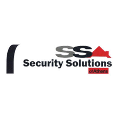 Security Solutions Of Athens Logo