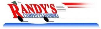 Randy's Carpet Cleaning Logo