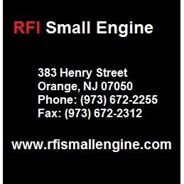 RFI Small Engine Inc Logo