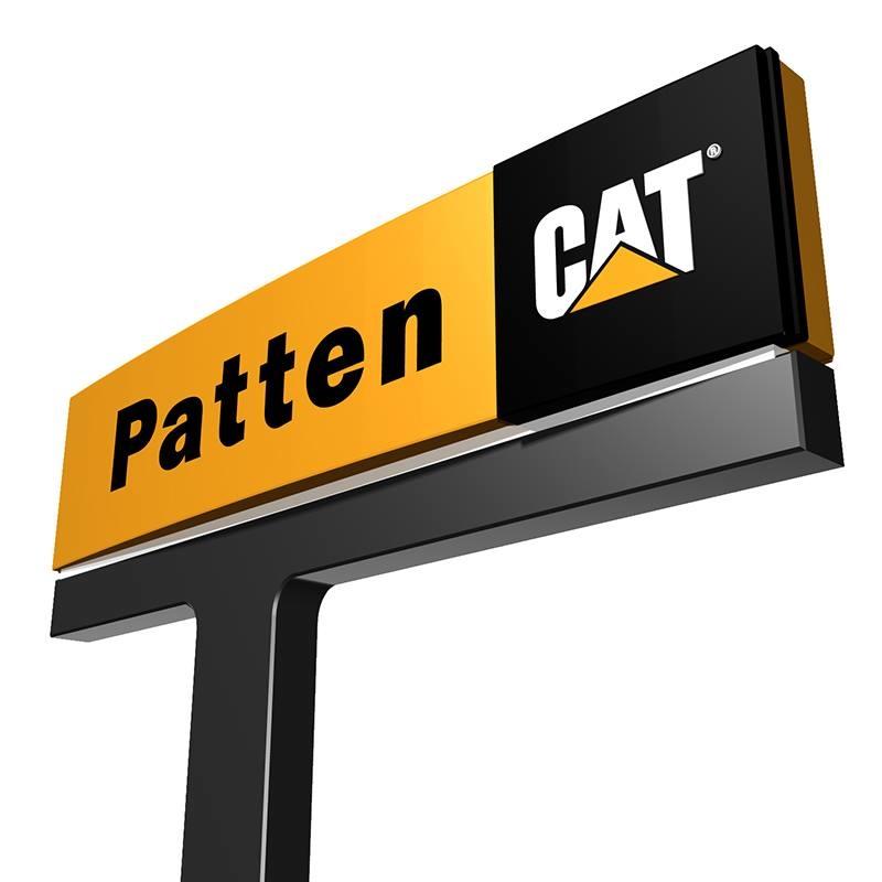 Patten CAT - Rockford, IL Logo