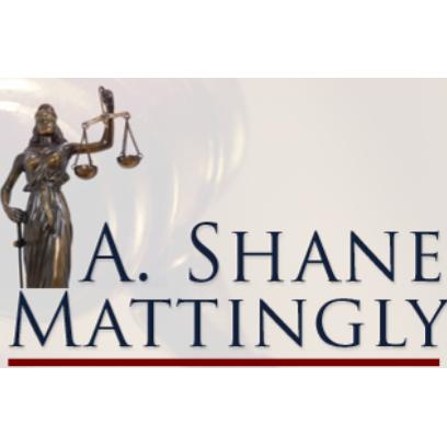 A. Shane Mattingly Attorney At Law Logo