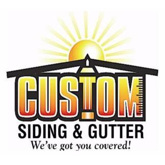 Custom Siding and Gutter Co. Inc. Logo