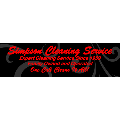 Simpson Cleaning Service Logo