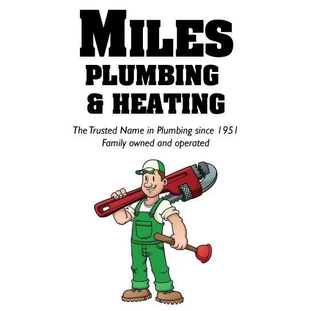 Miles Plumbing and Heating Logo