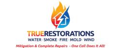 Water & Fire Damage Logo