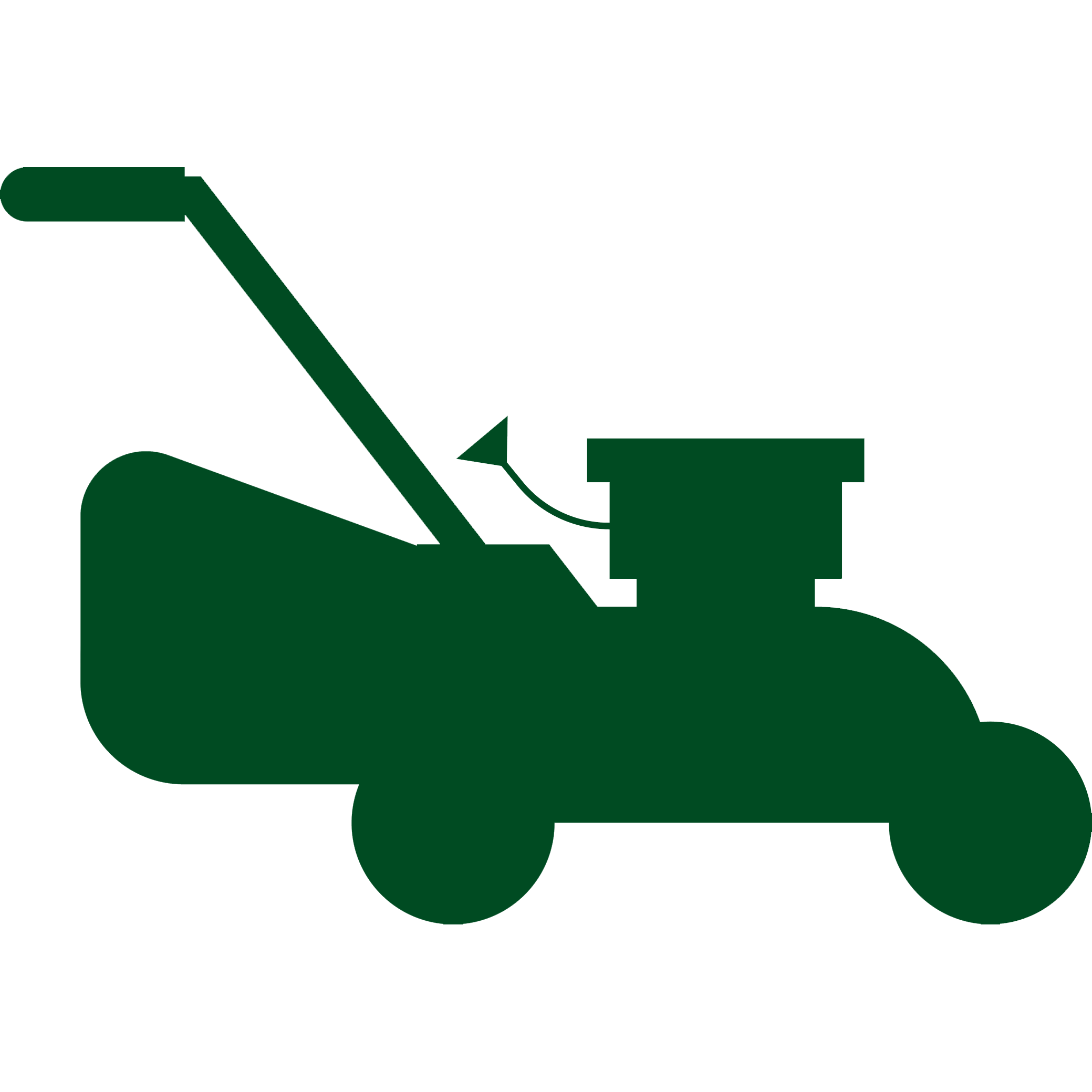 Morales Lawn Care & Landscaping Logo