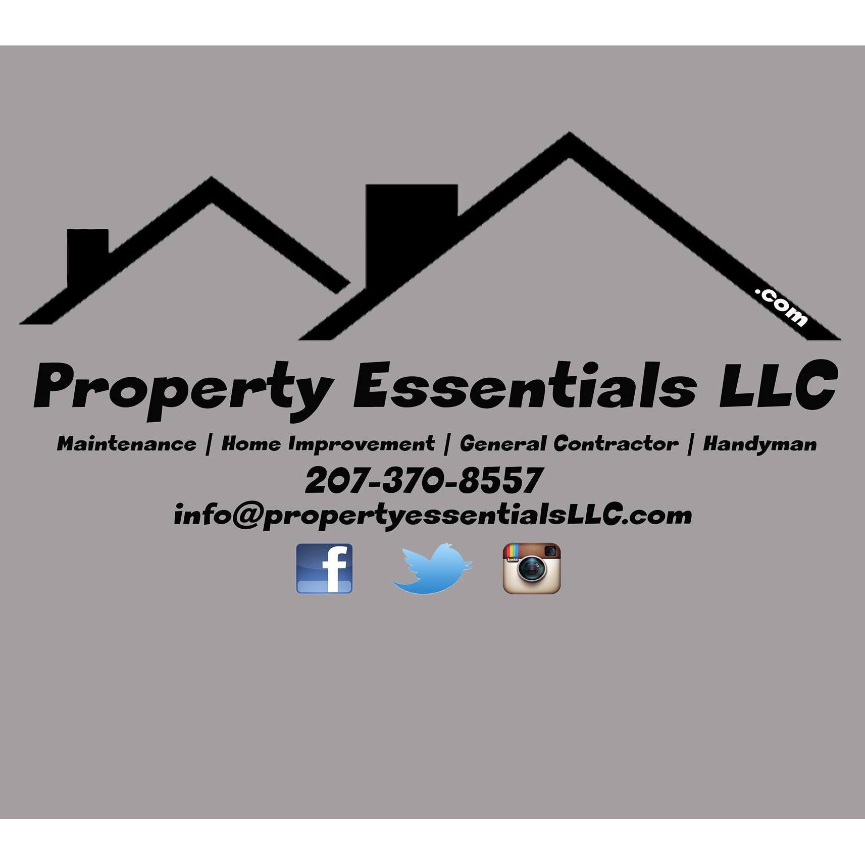 Property Essentials LLC Logo