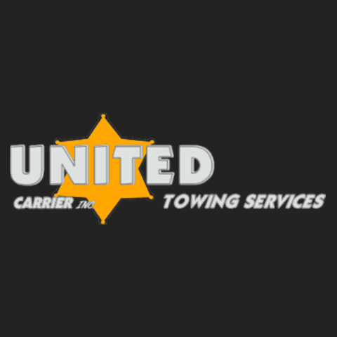 United Carrier Towing Services Logo
