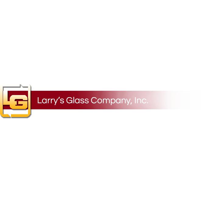 Larrys Glass Co Logo