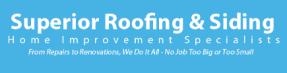 Superior Roofing Siding Co Logo