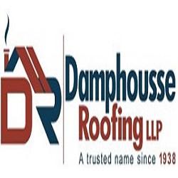 Damphousse Roofing LLP Logo