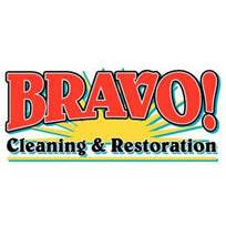 Bravo! Cleaning & Restoration Logo