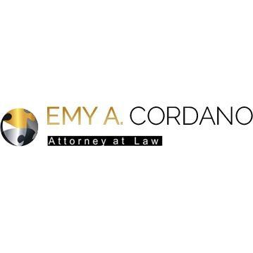 Emy A. Cordano Attorney at Law Logo
