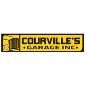 Courville's Garage Inc Logo