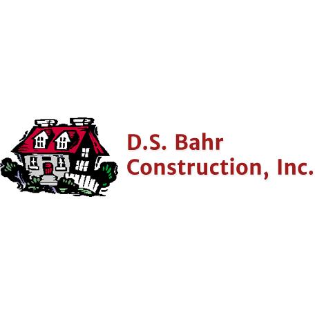 DS Bahr Construction, Inc. Logo