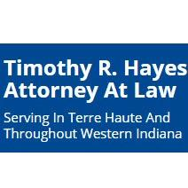 Timothy R. Hayes, Attorney At Law Logo