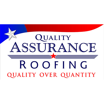 Quality Assurance Roofing Logo