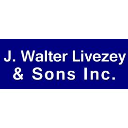 Livezey J Walter & Sons Contractors Logo