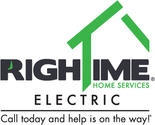 Riverside, CA (RighTime Electric) Logo