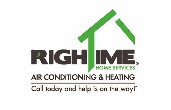 8122 - Palm Springs, CA (RighTime HVAC) Logo