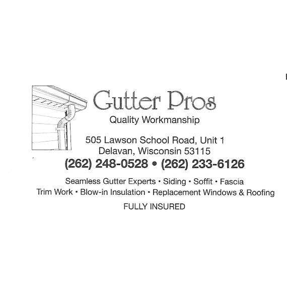 Gutter Pros Logo