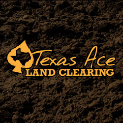 Texas Ace Land Clearing | Land Clearing Houston Logo