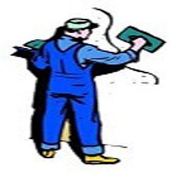 Dan Warren Painting Enterprises Logo