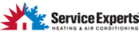 127 - Service Experts Heating & Air Conditioning Logo