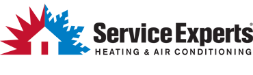 162 - Service Experts Heating & Air Conditioning Logo
