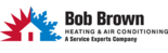 119 - Bob Brown Service Experts (HVAC) Logo