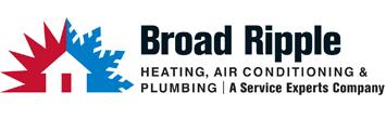 240 - Broad Ripple Heating Service Experts Logo