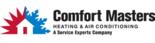155 - Comfort Masters Service Experts Logo