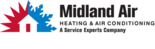 109 - Midland Air Service Experts Logo