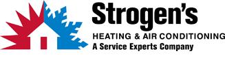 144 - Strogen's Service Experts Logo