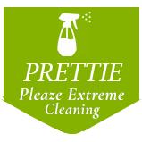 Prettie Pleaze Extreme Cleaning Logo