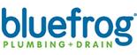 Bluefrog Plumbing & Drain Logo