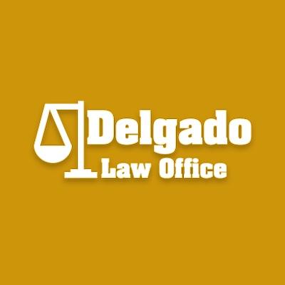 Delgado Law Office, P.C. Logo