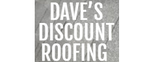 Dave's Discount Roofing Logo