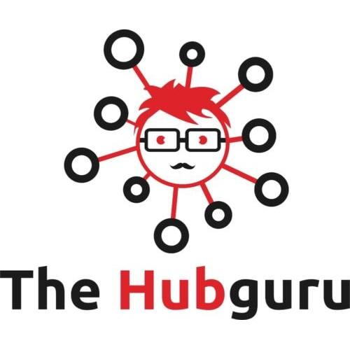 The Hub Guru Logo