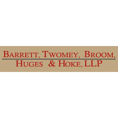 Barrett, Twomey, Broom, Hughes, & Hoke, LLP. Logo