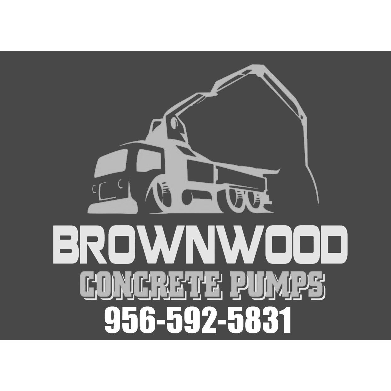 Brownwood Concrete Pumps Logo