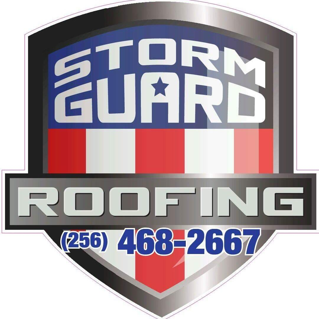 Storm Guard Roofing Logo