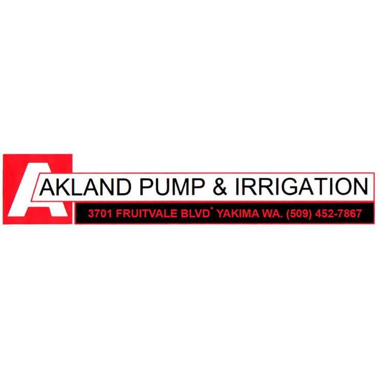 Akland Pump & Irrigation Logo