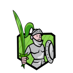 Sir Lawns A Lot Logo