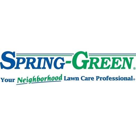 Spring-Green Lawn Care Logo