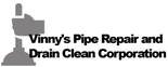 Vinny's Pipe Repair and Drain Clean Corporation Logo