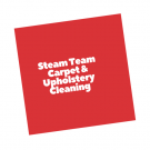 Steam Team Carpet & Upholstery Cleaning Logo